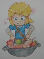 Cooking~ by flopicas