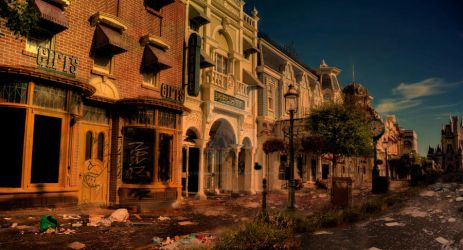 Life After Disney: Main Street 2 by eledoremassis02