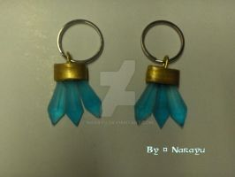 princess Zelda TP crystals pendants by Narayu
