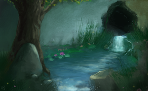 The Cave by Ode-Chan
