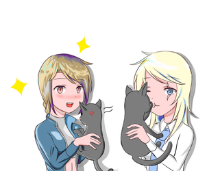 Cats by Detective-Shinya