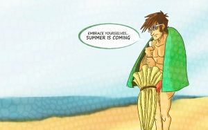 Summer Is Coming by Furui-Raion