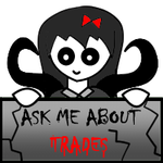 Creesina - Ask Me About Trades Icon by JamesMaster0101