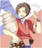 LH: Chile Campeon by Fuko-chan