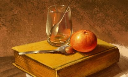 Still life by Sigarth