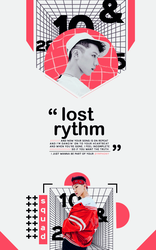 [GRAPHIC] [TEN - NCT 127] : LOST RYTHM by hyolee112
