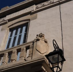 Post Office. Aigues Mort. France by jennystokes