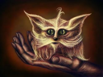 FANTASY CREATURE 3 - TUFFY by MrsGraves