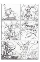 Comic Book Commission, Page 10 by Hominids