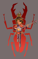 Kubo and the Two Strings- Destiny by VisualDiscord