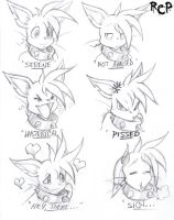 Many Faces of Rai Part 1 by Robaato