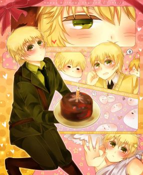 APH: HBD England  2012 by RuminE