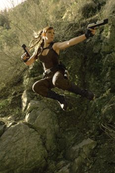 Tomb Raider Underworld: Fly by JennCroft