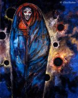 Gaurdian of the Nephauree by CliveBarker