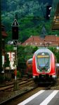 Trains Weinheim (11) by engineerJR