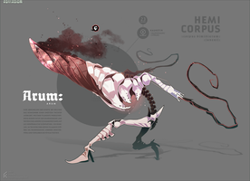 HemiCorpus: Arum by Florian-K