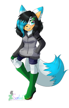 [Point Commission] MitsukiWazHere by Sonleeforever5