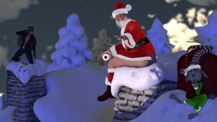 You will never believe in Santa Claus by Nonsolum