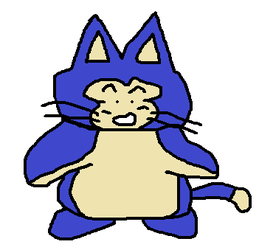 Puar from Dragon Ball by Darth19