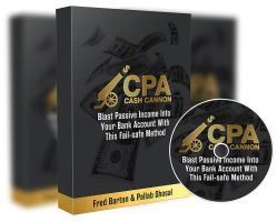 CPA Cash Cannon DEMO and BONUS by dumorowu