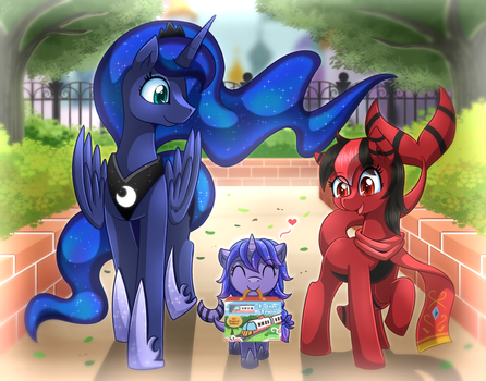 [YCH Result] Happy Ending by vavacung