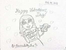 PvZ Valentines - Isn't Crazy for LOVE day? by CrazyPlantMae