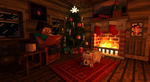Steve's Christmas Cabin by LockRikard