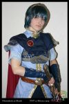 Pikminlink as Marth by AlyuMushroomGirl