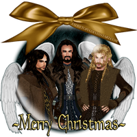 Durin Christmas 2015 by Faerietopia