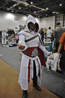 Ezio- London MCM Expo 2011 by Alone-In-This-Bed