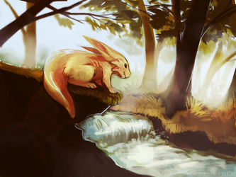 Till Fall  by Limecrumble