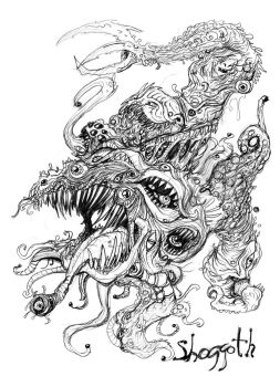 Shoggoth by Clone-Artist