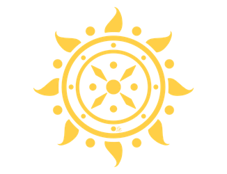 [DnD] Crest of Aelius of the White Sun by SheetaCrea