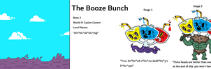 Lil Inksquirt and Axehead - The Booze Bunch by CheesySquidSandwich