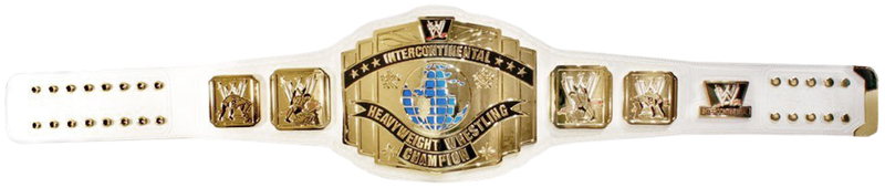 WWE Intercontinental Championship (Scratch Logo) by Nibble-T