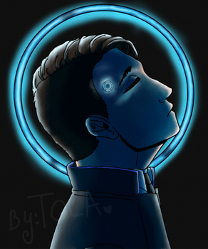 Detroit: Become Human by ThatOneLittleArtist