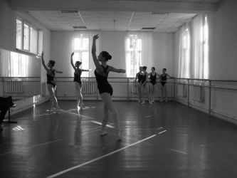 ballet class 4 by USASHA