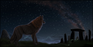 Standing Stones by Sidonie