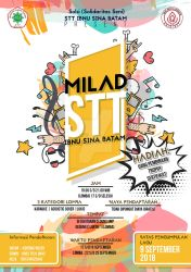 MILAD STT IBNU SINA (Design by :Hadinata_salim) by Hadinata100