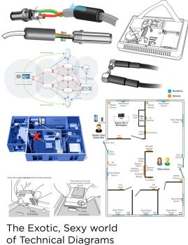 Technical Diagrams by montgomeryq