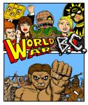 World War B.C. - Cover by LarryKingUndead