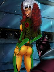 '90s Rogue suit by SunsetRiders7