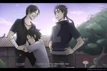 I want a little brother too DX by Kibbitzer