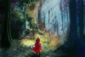 Little Red Riding Hood by PurpleTrigger