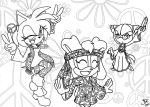 .:REQUEST:. Hippies Singing by SonicFF