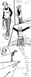 To Fly - A mini comic by MercuryHat