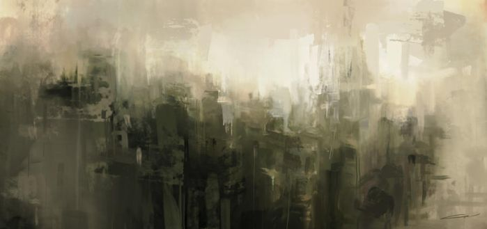 City Of Isabella (ORIGINAL) by Alex-Chow