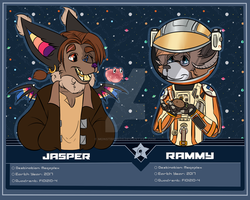 Megaplex badges by MonsterMeds