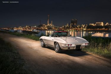 1964 C2 Sting Ray Convertible - Shot 15 by AmericanMuscle