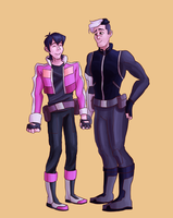 A Voltron Commission by Emlim